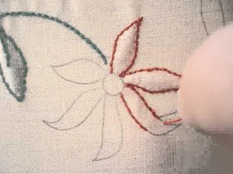 Bordar uma flor simples é bem mais fácil do que imagina e transforma projetos básicos, ganhando em graça e delicadeza. Experimente.
