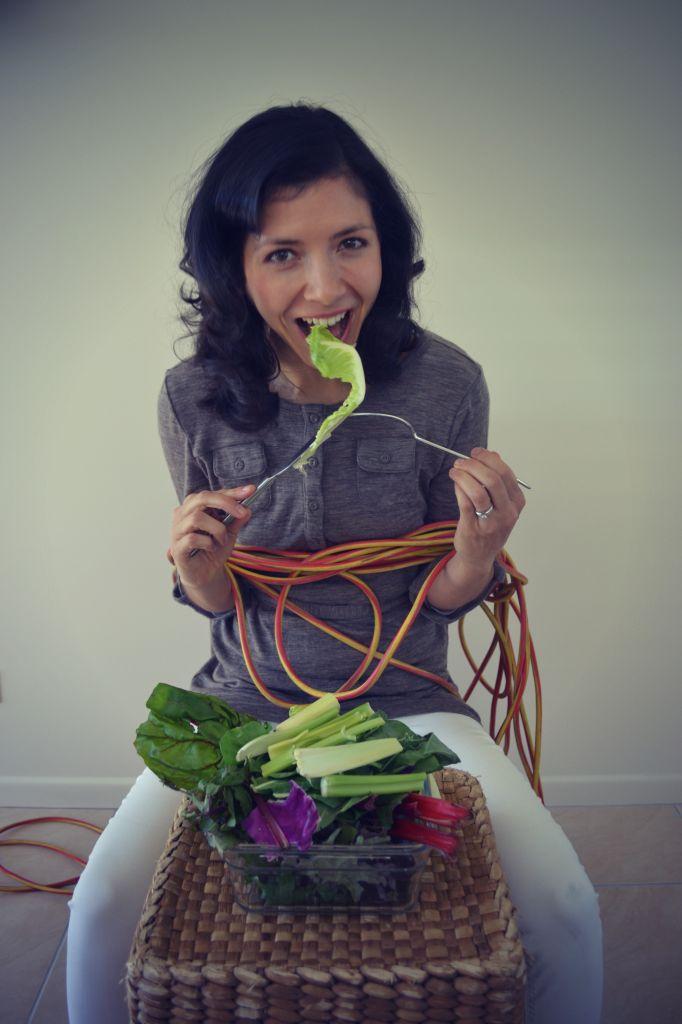 How To Eat More Vegetables: Sneak Peak Video. - Lozbar