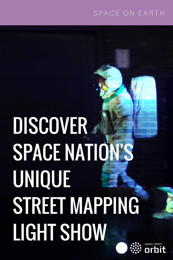 Street Mapping Light Show: Astronauts in #Helsinki at Slush #Finland || #Space Nation Orbit - Lifestyle publication showing how you can win at life with #astronaut #skills for everyday use
