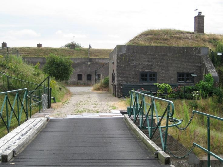 Fort Ronduit, Naarden.