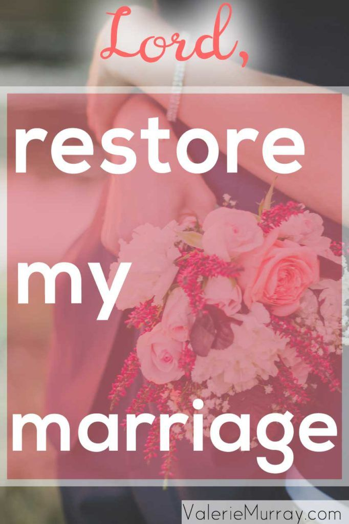 What do you do when your marriage feels dry, desolate and hopeless? God wants to hear our honest prayers for help–. Lord, restore my marriage. #restoremymarriage #bloggingforJesus #brokenmarriage #marriagerestoration #prayersforhelp
