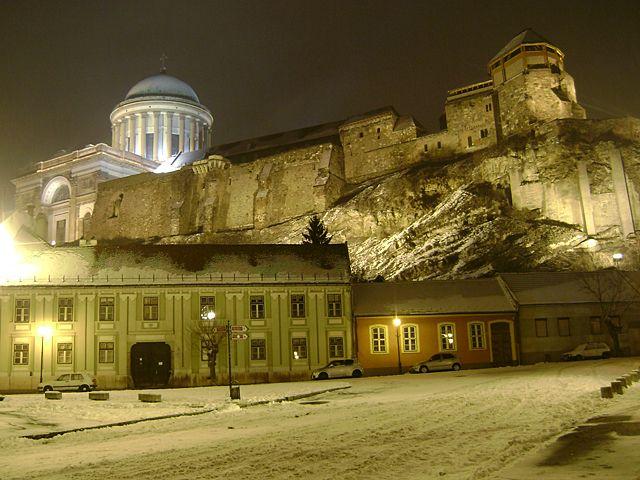 Esztergom Castle & Largest Temple Hungary's
