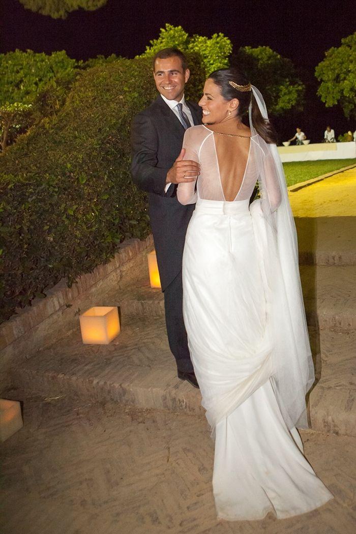 La boda de Blanca en Sevilla | Querida Valentina