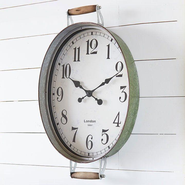Kitchen Wall Clock Ideas: Best 25+ Clock Table Ideas On Pinterest