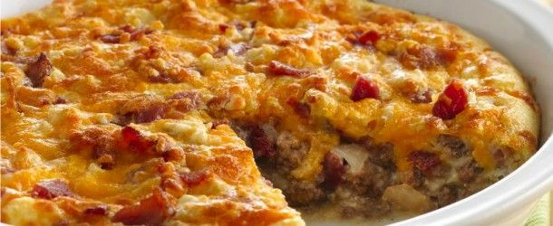 Tastee Recipe Skip the bun with this take on a fast food classic – It may be called impossible but it's possibly the BEST casserole ever - Page 2 of 2 - Tastee Recipe