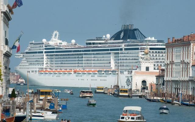 Giant cruise ships to be diverted away from Venice's historic centre - but there's a catchThe Telegraph