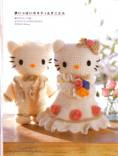 Hello Kitty Amigurumi Picasa : 17 Best images about crochet picasa web albums on ...