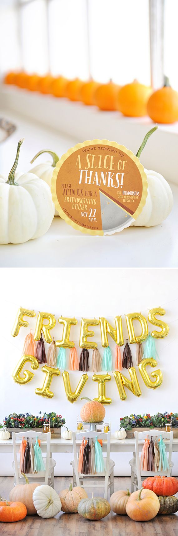311 best Thanksgiving Party Ideas images by Catch My Party on ...