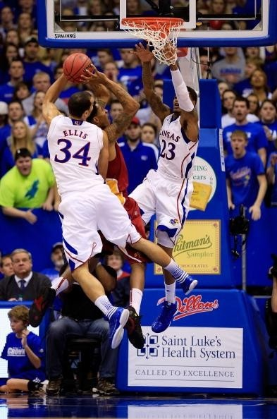 Kansas Jayhawk Basketball to host Baylor on ESPN's Big Monday