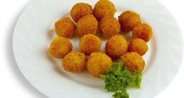 Крокеты из риса подаются в качестве основного блюда или сытной закуски. Блюдо не отличается особой т...
