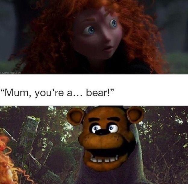A BEAR ?