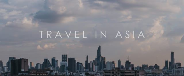 A few months ago we went on our first trip to South East Asia. This video is a collection of vivid moments we've captured on our way just to never forget all the places we have fallen in love with.    FACEBOOK ►facebook.com/oopssidedown  INSTAGRAM ► instagram.com/oopssidedown    Filmed with Panasonic GH4    lenses: Panasonic Lumix Vario 12-35, f/2.8, Metabones Speed Booster + Nikkor 35mm f/1.8, Nikkor 50mm f/1.8    music: Ryan Taubert - Limitless  voice: Alan Watts - Time & the more it…