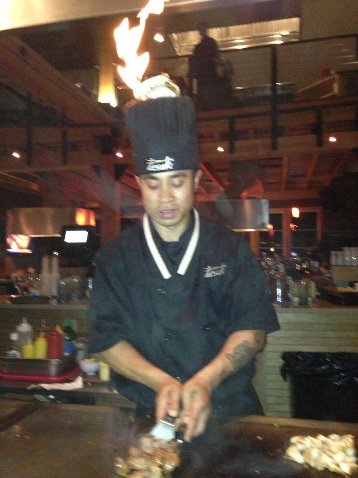 Best Hibachi Restaurant In Dallas Tx
