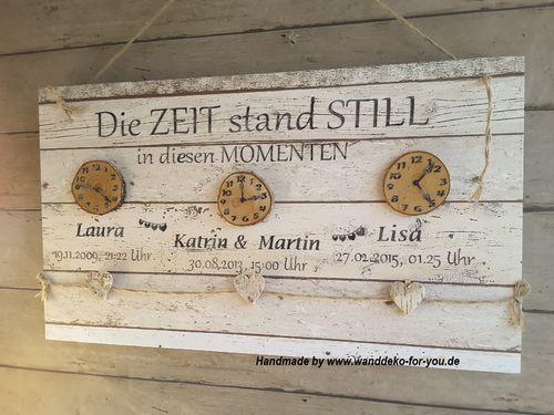 """""""Die Zeit stand still..."""" Uhren + Foto`s"""