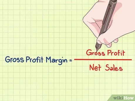 how to find gross profit margin accounting