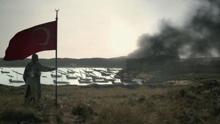 "Fall of Otranto  From the tv-show ""Da Vinci's Demons"""