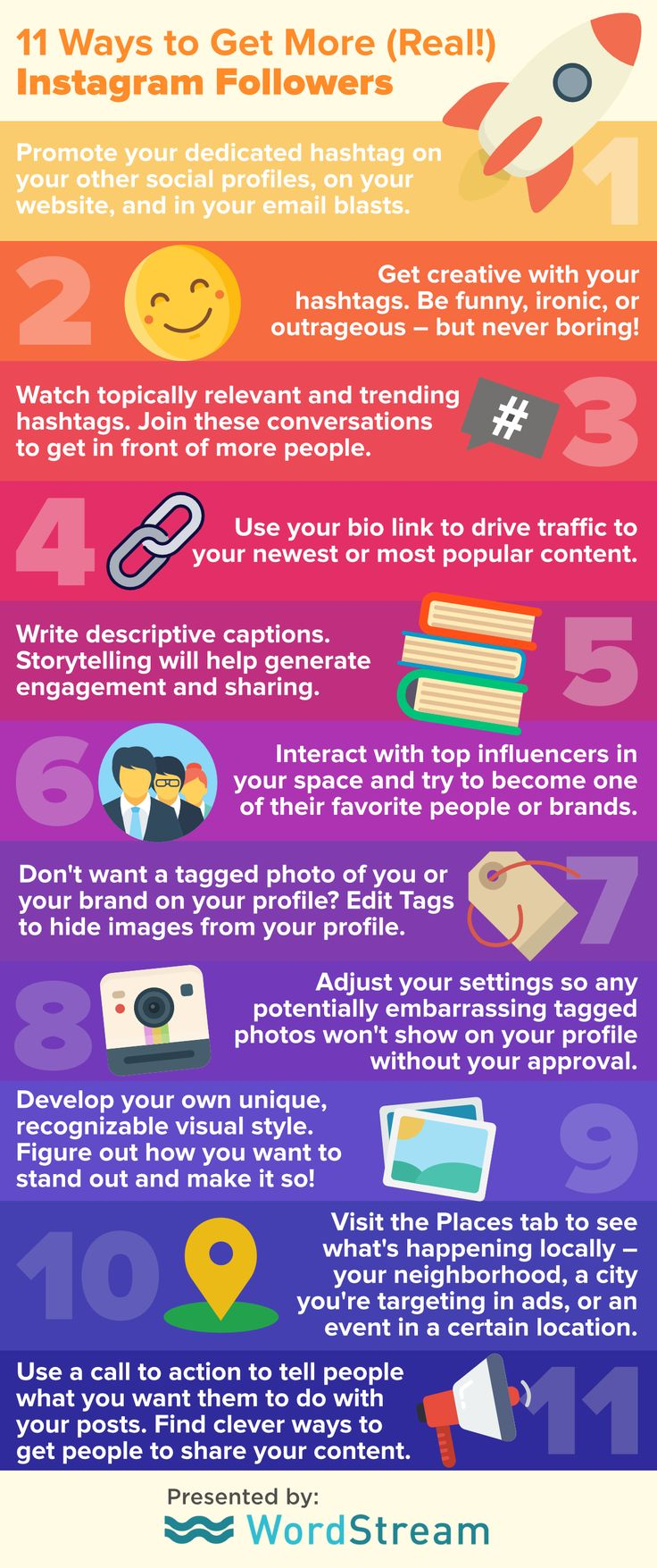 11 ways to get more followers on instagram