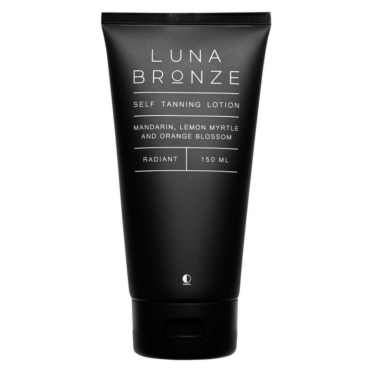 Luna Bronze - RADIANT SELF TAN LOTION
