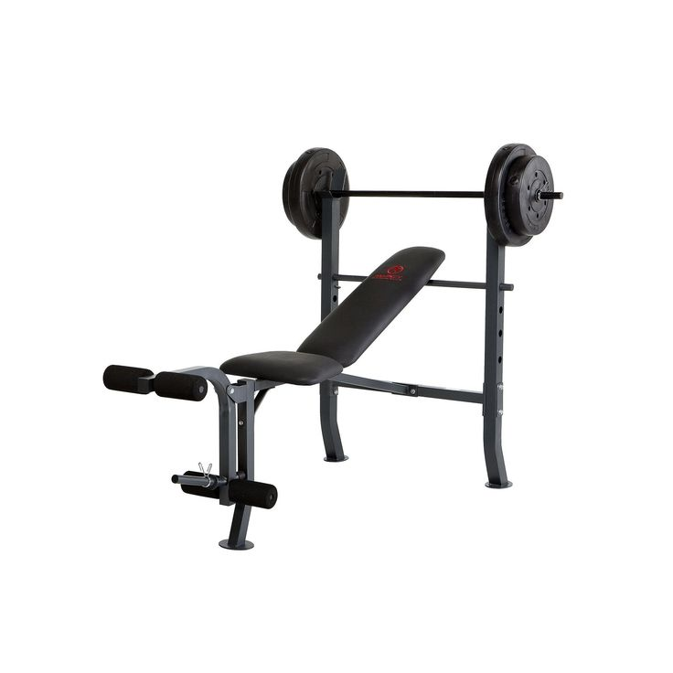 Marcy Diamond Weight Bench With 80 Lb Weight Set 28 Images Marcy Standard Weight Bench