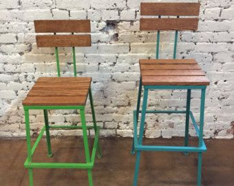 Nantucket bar stool, Bar stools, barstools, kitchen stool, counter height stool, industrial bar stool, commercial bar stool