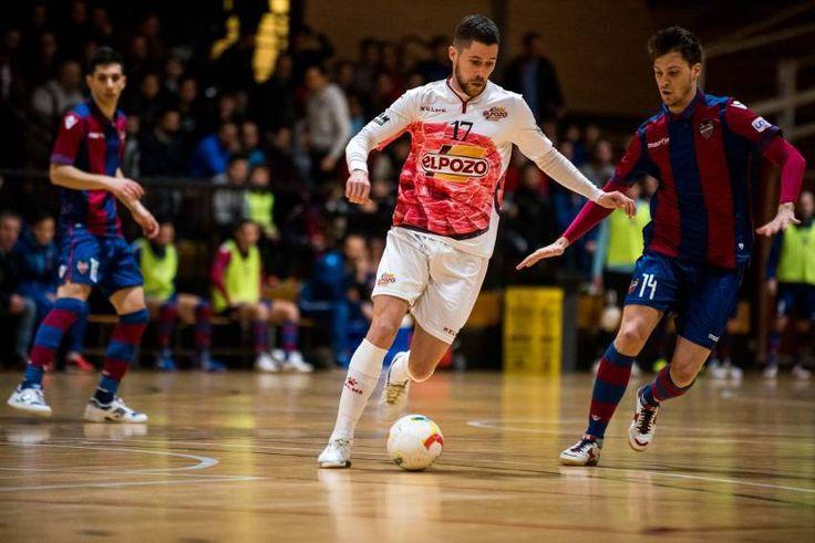 Futbol Sala: Levante UD FS - Movistar Inter FS 12:00