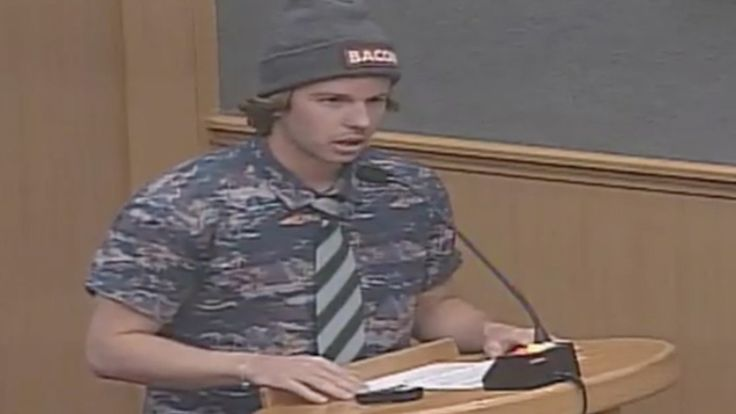 Two Surfer Bros Crash a California City Council Meeting to Request a 12-Foot-Tall Statue of Paul Walker — GeekTyrant