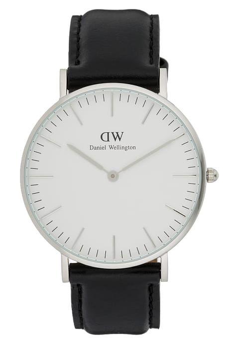 Eleganz und Selbstbewusstsein vereint in einer wundervollen Uhr. Daniel Wellington CLASSIC SHEFFIELD - Uhr - schwarz/weiß/silber für 169,00 € (15.11.16) versandkostenfrei bei Zalando bestellen.