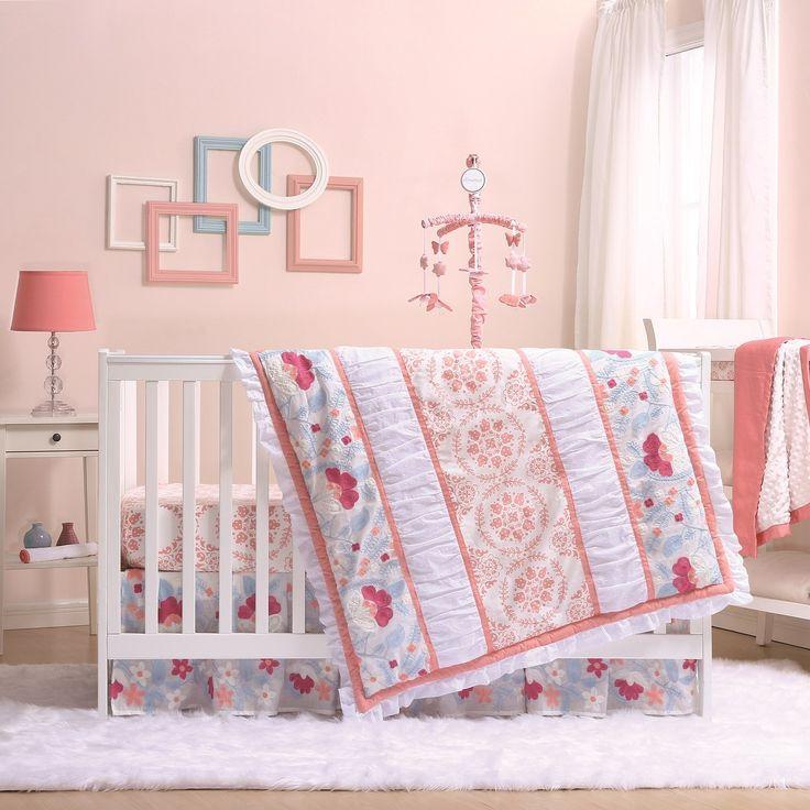 Crib Bedding Set Florence