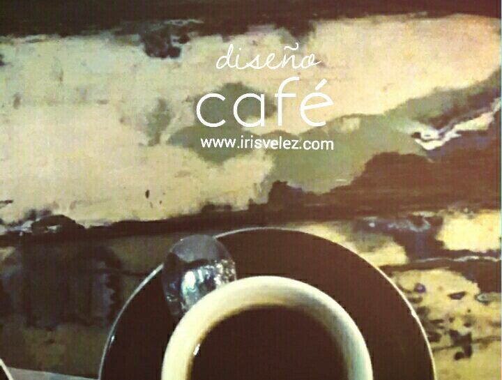 Un cafe, entre conversaciones con Vane...