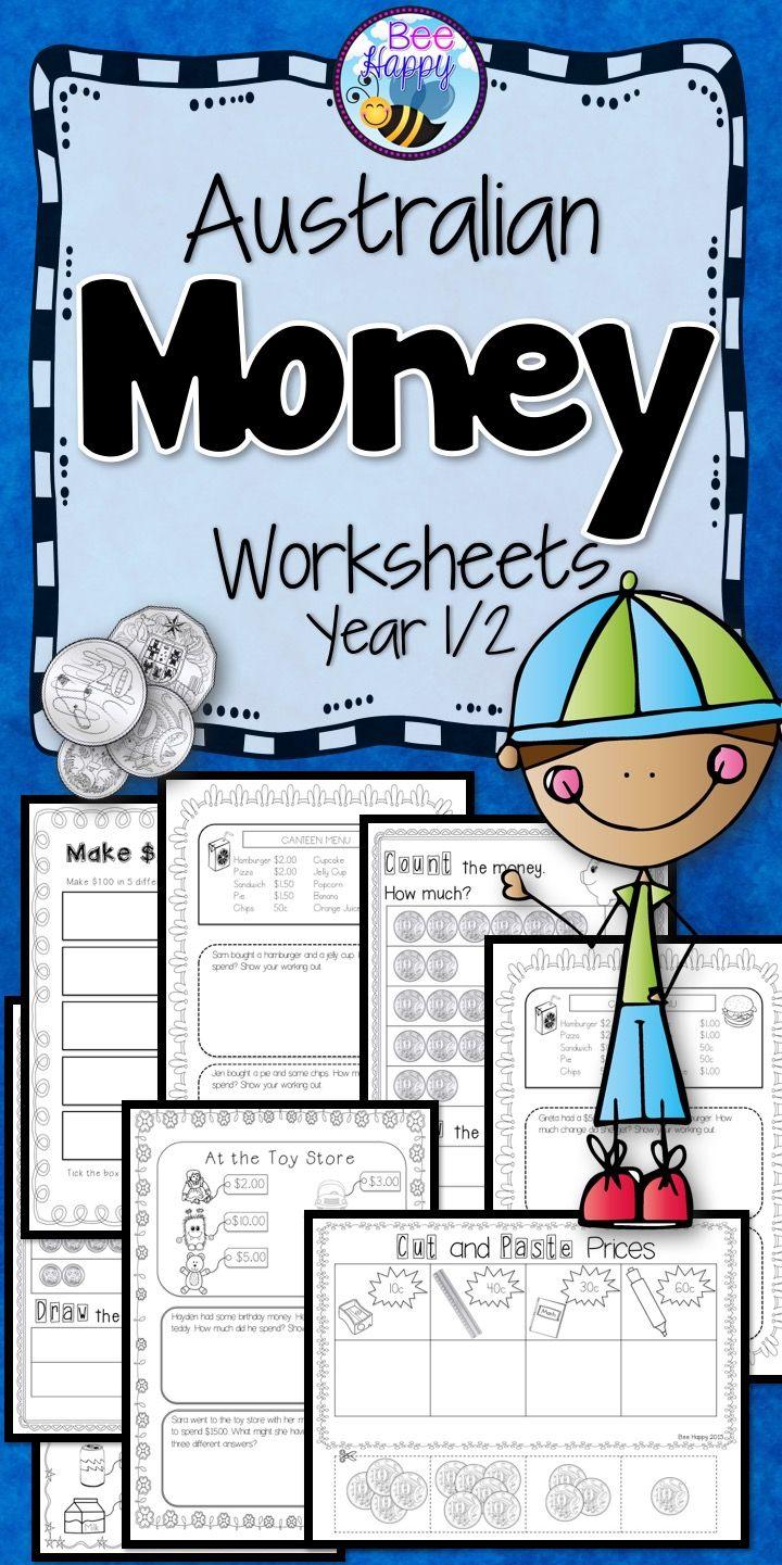 26 best Maths - Money images on Pinterest | Australian money ...