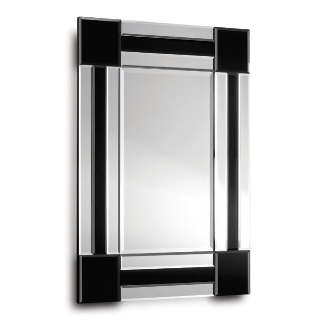 art deco mirrors | Milly Art Deco Mirror
