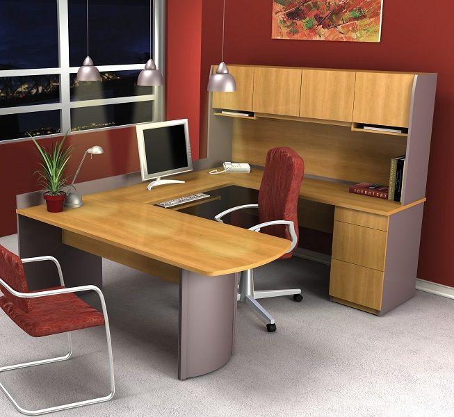 Choosing The Best U Shaped Office Desk In 2020 U Shaped Office Desk Office Desk