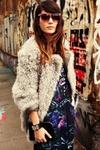 Vogue.es :  los 7 dias 7 looks de sheila marquez dia 2: gafas de sol de tom ford