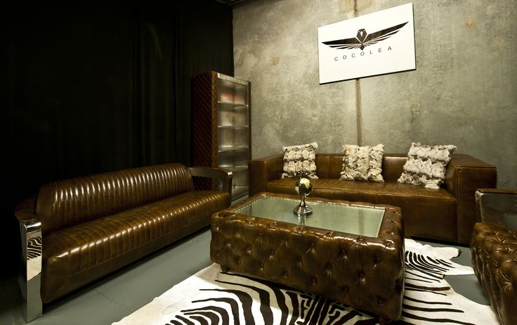 Interested in viewing our range of Industrial Aviation Furniture? Our showroom is available for viewing by appointment - Contact us on 03 9363  6798 or on info@cocolea.com.au to arrange a time to view the entire Cocolea range of luxury furniture #leather #mancave #hotel #office #lounge #industrial #aviator #furniture #luxury #vintageleather