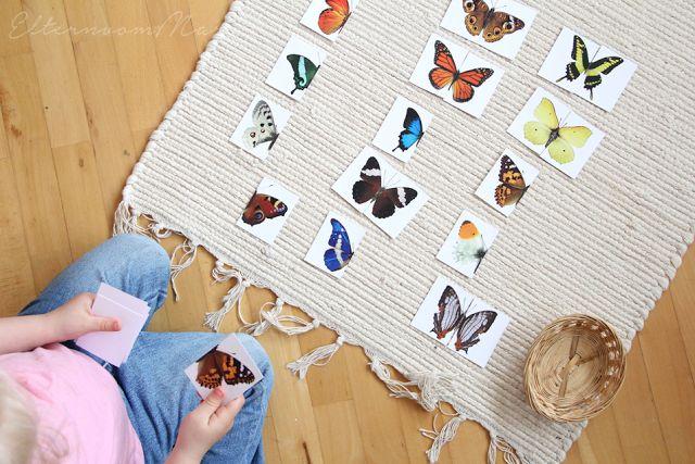 Ich liebe es, solche Kartenmaterialien für meine Tochter selbst zu basteln. Nicht nur, weil ich die Herausforderung mag, an an etwas spa...