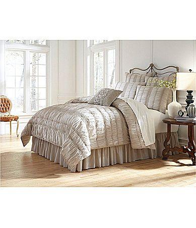 Dillards Serenade D Comforter Cotton W Polyester Fill