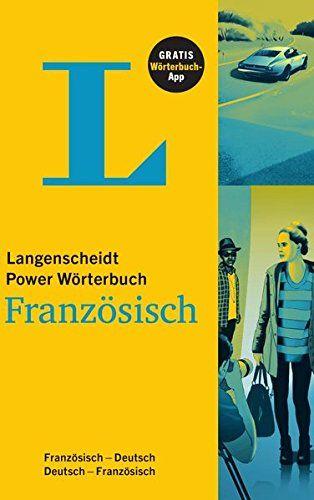 Langenscheidt power wörterbuch Französisch | 410.01 DICO
