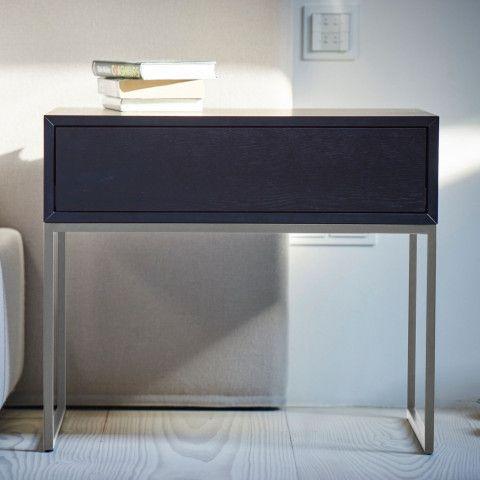 Die besten 25+ Nachttisch eiche Ideen auf Pinterest Nachttisch - wohnzimmer eiche weis