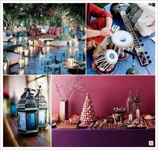 39 best inspiration mille et une nuits images on pinterest - Decoration mariage mille et une nuit ...