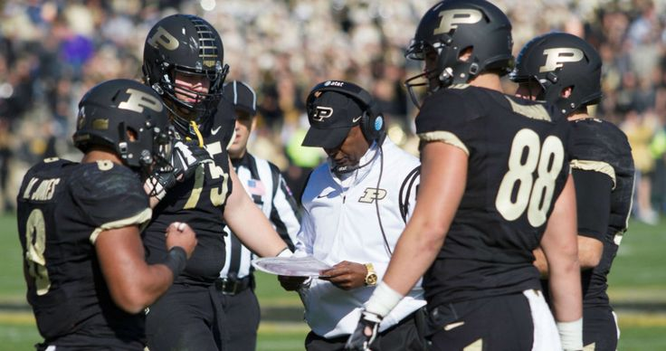 If you can't wait to get this week over and done with, just be glad you're not Purdue football coach Darrell Hazell. Because this was last Saturday: Unbeat