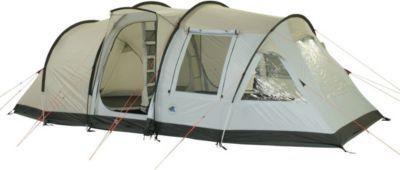 10T Camping-Zelt Kenton 4 Tunnelzelt mit Schlafkabine für 4 Personen Outdoor Familienzelt mit Wohnraum, Zelt Belüftung, eingenähte Bodenwanne, wasserdicht mit 5000mm Wassersäule Jetzt bestellen unter: https://moebel.ladendirekt.de/kinderzimmer/betten/baldachine/?uid=5739f942-8f69-5c7f-a0be-479e2f765b6b&utm_source=pinterest&utm_medium=pin&utm_campaign=boards #ern #baldachine #kinderzimmer #betten Bild Quelle: gartenxxl.de