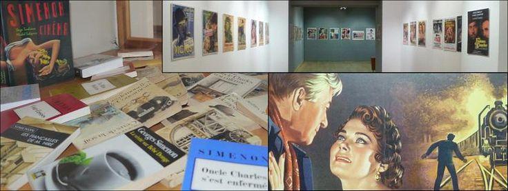 Simenon-Cinéma – Collection Michel Schepens sur l'oeuvre de Simenon   Institut français Berlin