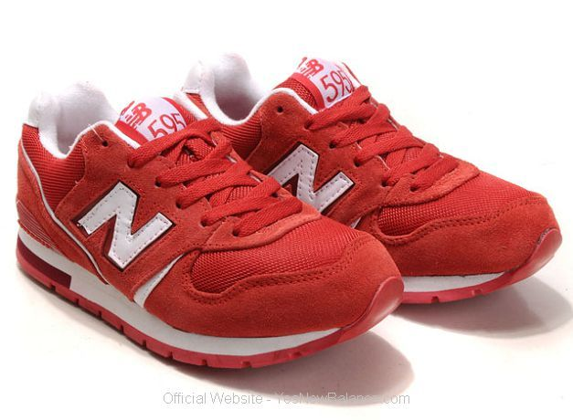 taille 40 0cb21 22e2d new balance 595 red quick