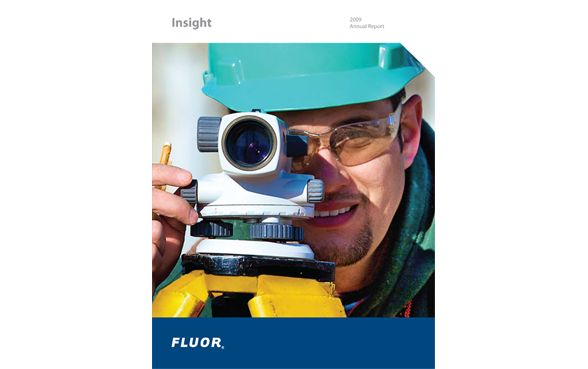 Fluor Corporation 2009 Annual Report