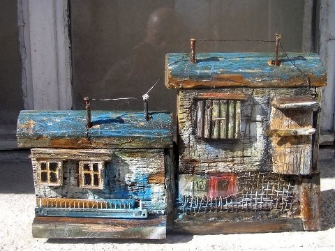 wooden houses...credit?