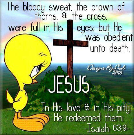 Have faith. Thank you Jesus!