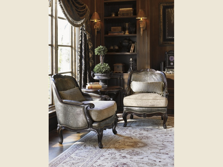Florentino, Florentino Corsa Leather Chair, Dining Room Table Sets, Bedroom  Furniture, Curio Cabinets And Solid Wood Furniture   Model   Home Gallery  Stores ...