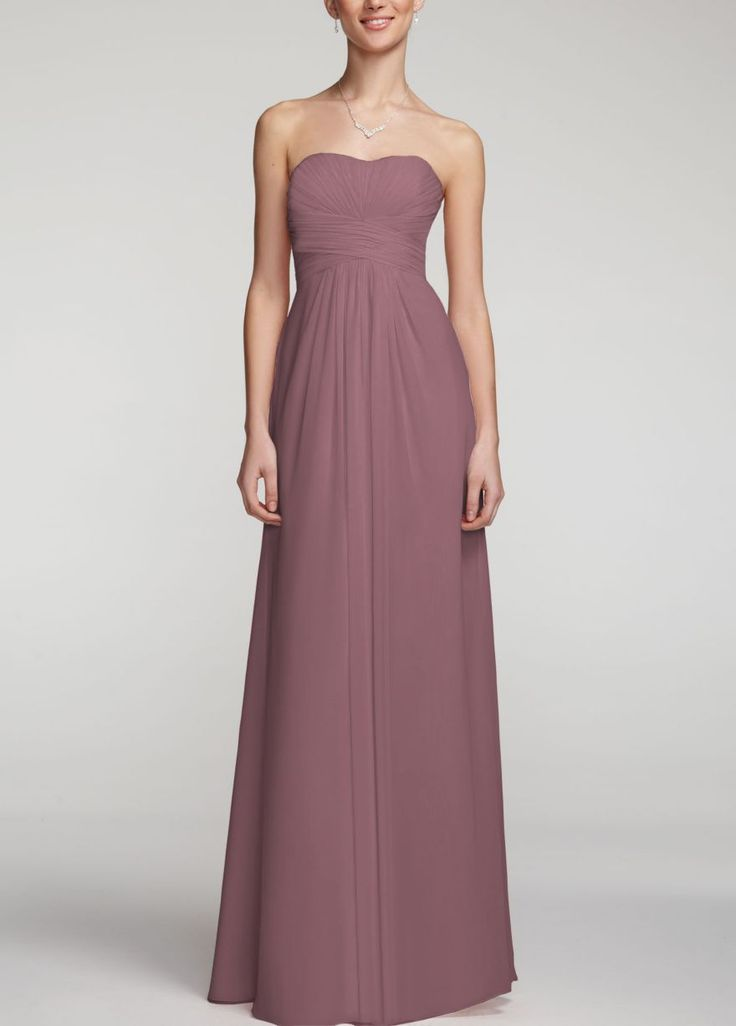 My lovely bridesmaid dresses from david 39 s bridal 149 for Davidsbridal com wedding dresses