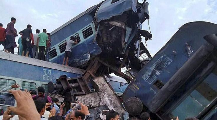 Finding a Solution to the Increasing Number of Rail Disasters in IndiaShare this:   India's overstretched railway network is in urgent need of rehabilitation if it is to keep up with its passenger volume and improve safety standards.  Coaches of the Puri-Haridwar Utkal Express train after it derailed in Khatauli near Muzaffarnagar. Credit: PTI  After three derailments in less than a month, the standard of routine track maintenance on India's rail network is under the spotlight once again. Of…