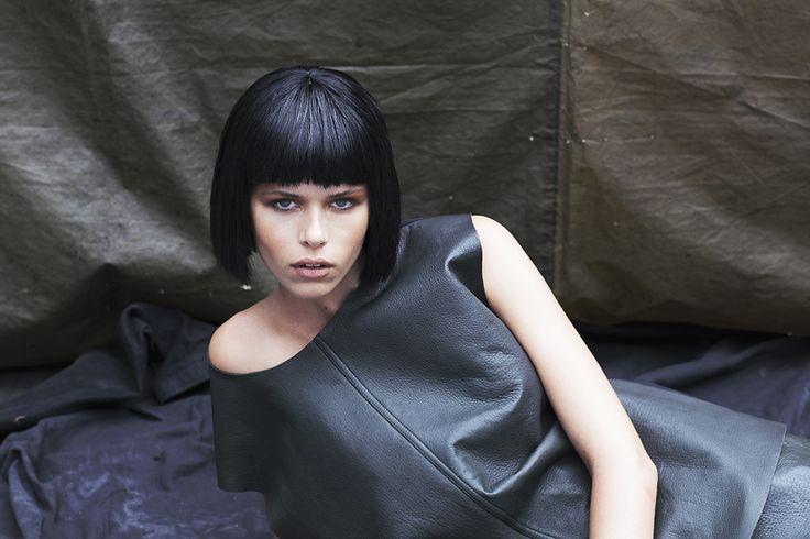 zambesi aw14 campaign. photography: marissa findlay / hair: matt benns for stephen marr / makeup: steph lai for mac cosmetics / model: georgia fowler for n model management www.zambesi.co.nz / www.ZAMBESIstore.com